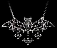 Alchemy Gothic Collar - VIENNESE Nights - Joya Accesorio murciélago