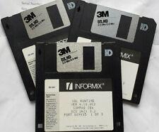 INFORMIX relational Database SQL Runtime Ver 4.10.UC2 for Compaq 386 SCO Unix