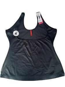 SALE! Spanx Slimplicity Open-Bust Camisole - Plus SizeUS 3X, UK 20, Black 309P