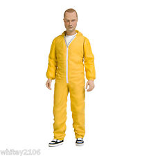 JESSE PINKMAN YELLOW HAZMAT SUIT BREAKING BAD 6 INCH FIGURE BY MEZCO TOYZ