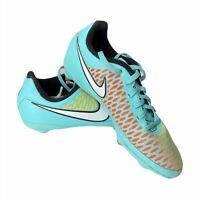 Nike Magista Soccer Shoes Hyper Turquoise 651656-318  4UK/36.5 EUR Kids Trainers