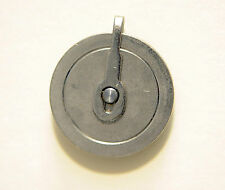 Seth Thomas No. 2 Regulator Clock Pulley, Nickle Plated