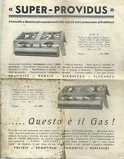 Catalogo Super Providus - Fornelli a benzina - Lampade - Cucine- Phoebus Svecia