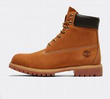 Timberland Mens 6 Inch Classic 10061 Yellow Premium Waterproof Boots UK Size 9.5