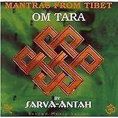 Mantras from Tibet: Om Tara, Sarva-Antah, Good Used CD Import
