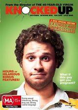Knocked Up (DVD, 2007, 2-Disc Set)
