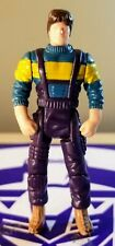 MASK  M.A.S.K. JAQUES LAFLEUR ACTION FIGURE 1986 KENNER VOLCANO VERY NICE