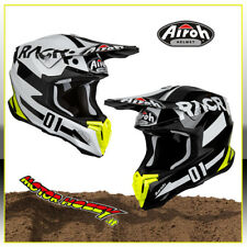 CASCO CROSS ENDURO MOTARD AIROH TWIST RACR GLOSS TONY CAIROLI 2019 TAGLIA M