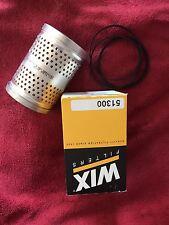 MGA MGB element Type Cartridge Oil Filter WIX 51300 Equiv GFE102 CH814PL