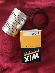 MGB 1.8 element type Cartridge Oil Filter WIX 51300 Equiv GFE102 CH814PL