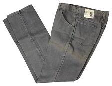 NEW VTG 90s DICKIES Branders Men's JEANS Gray Size 29 Zip Fly Deadstock NWT NOS