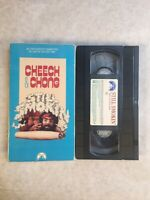 1983 Cheech & Chong Still Smokin VHS Paramount Pictures Rated R Hi-Fi Vintage