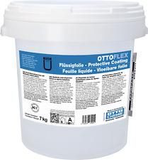OTTOFLEX Flüssigfolie   Blau Abdichtung Dusch-Abdichtung Bad unter Fliesen