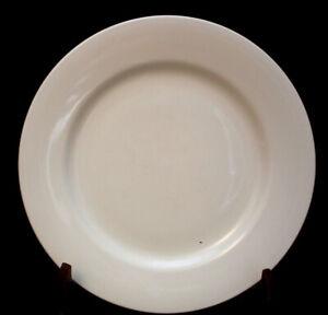 """Restaurant Dinnerware / All White by Williams-Sonoma DINNER PLATE 10 1/2"""""""