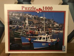 Harbour 1000 Piece Jigsaw