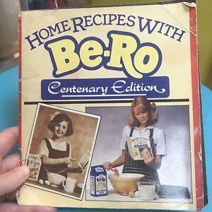 Bero Recipe Book Centenary Edition - paperback - good condition - Be ro Be-ro