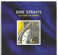 Dire Straits – Sultans Of Swing - Vertigo – SULT 98  CD PROMO
