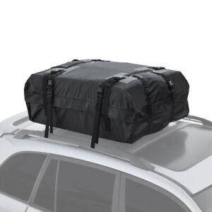 Cargo Carrier Softshell Bag for Cars SUVs  Travel Trips Motor Trend Easy Install