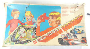 Matchbox View-Master Grand Prix Early 1970s Board Game