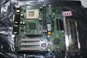 Intel E139761 Motherboard Socket 370 ISA x1 PCI x3 AGP x1 Rare Vintage retro