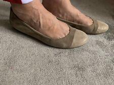 paul green ballerina Gr  6,5 39,5 Schuhe  Beige
