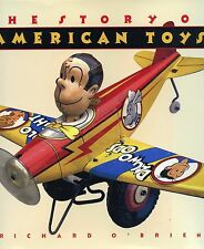 Development of American Antique Toys Games Banks Dolls Etc. / Illustrated Book