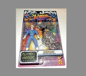 X-MEN MUTANT ARMOR QUICKSILVER FROM TOY-BIZ & MARVEL!