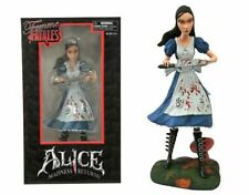 "Alice: Madness Returns - Femme Fatales by Diamond Select Toys - 9"" PVC Figure"