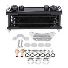 CNC Engine Oil Cooler Radiator Kit Pit Dirt Quad Bike Monkey Bike 50CC-200CC HH0