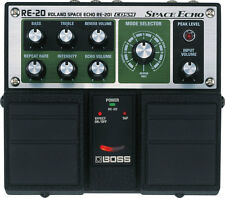 Boss RE-20 Space Echo Pedal - Ships from USA