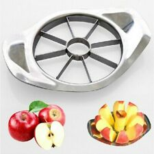 1Pc Stainless Steel Vegetable Easy Cutter Apple Pear Remover Core Slicer Home US