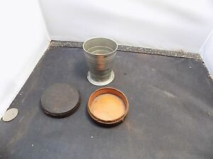 antique Collapsible Cup