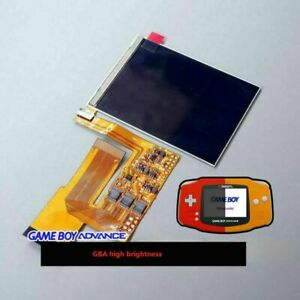 Reparaturset für LCD-Tasten IPS-Hintergrundbeleuchtung für Game Boy Advance GBA