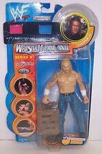 "New! 2001 Jakk's WrestleMania 17 Series #9 ""Triple H"" Action Figure WWF [770]"