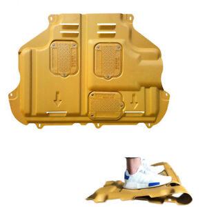 For Ford Focus Engine Splash Shield Mudguard Fenders 2012 2013 2014-2018 Gold AA