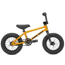 "Kink 2021 Roaster 12"" Complete BMX Bike - Gloss Dusk Orange"