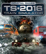 [Versione Digitale Steam] PC Train Simulator 2016 - Solo Codice invio via Email