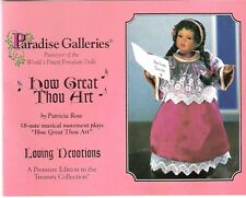 PARADISE GALLERIES  HOW GREAT THOU ART  LOVING DEVOTIONS