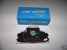 CPU COOLER ISO 9002 Certified
