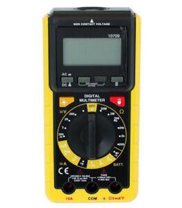 PROFESSIONAL DIGITAL MULTIMETER Full Range AC & DC Voltage TEMPERATURE CAT 300V