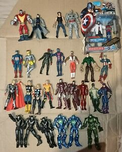 marvel universe 3.75'' action figure bundle