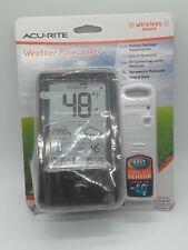 AcuRite Digital Weather Station Wireless Indoor - Outdoor Sensor 00510SBDI