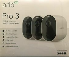 Nuevo Tengo Pro 3 sistema de seguridad sin cables - 3 Kit de Cámara VMS4340P-100NAS