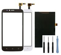 For Huawei Ascend Y625 Top Front Touch Screen Digitizer Glass LCD Display Panel