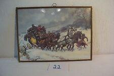 C22 Peinture litho signée offert par L'Huile des Chartreux