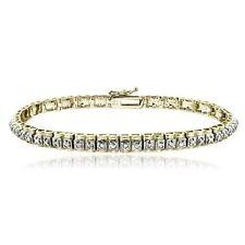 Unbranded Gold Tennis Fine Bracelets