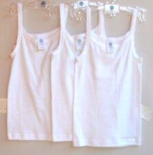 Sanetta Unterhemd Feinripp 164 weiß