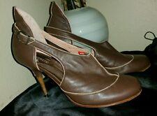 Diesel Brown Heels Size 6.5 pumps