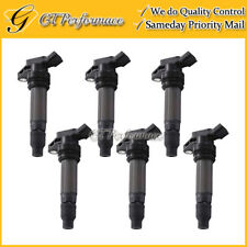 OEM Quality Ignition Coil 6PCS for Volvo S60 S80 V70 XC60 XC70 Land Rover LR2 L6