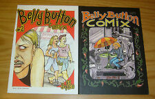 Belly Button Comix #1-2 VF/NM complete series - sophie crumb - underground set